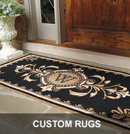 Custom_and_Logo_Rugs_picture_JA_Coat_Apron_Towel_Linen_Commercial_Laundry_Linen_Services_Long_Island_NY